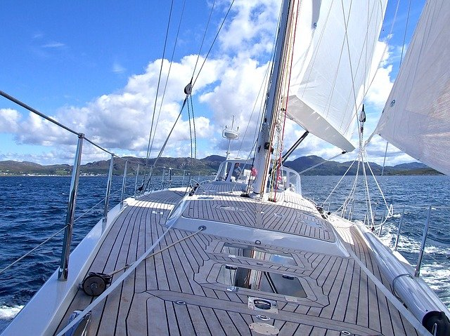 kurs na patent żeglarski mazury